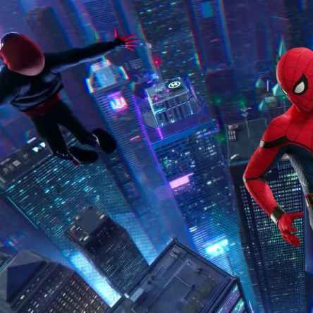 Spider Man Into The Spider Verse2018 Streaming Ita Completo Hd Hd