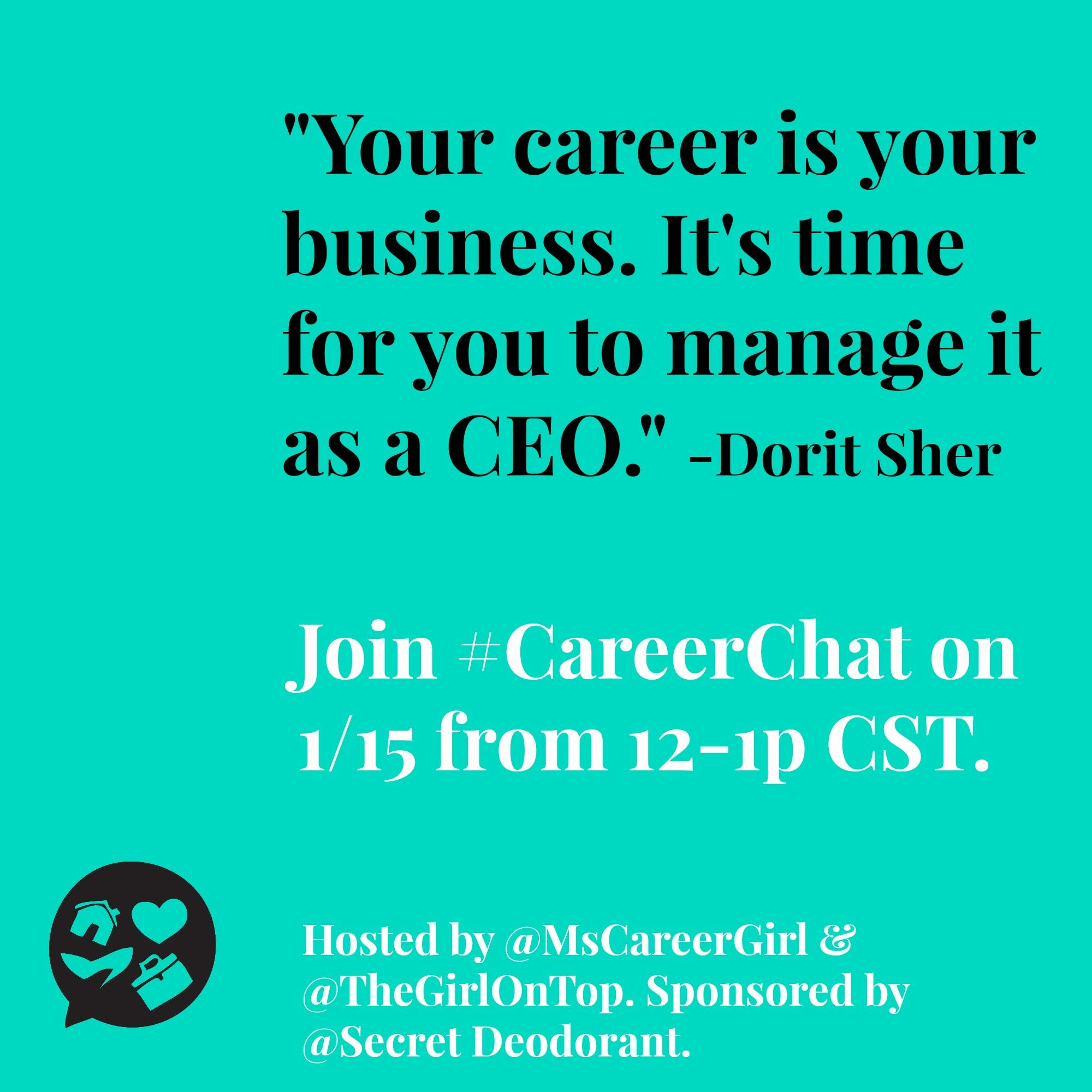 Kick off 2014 with CareerChat a Career Coaching Power