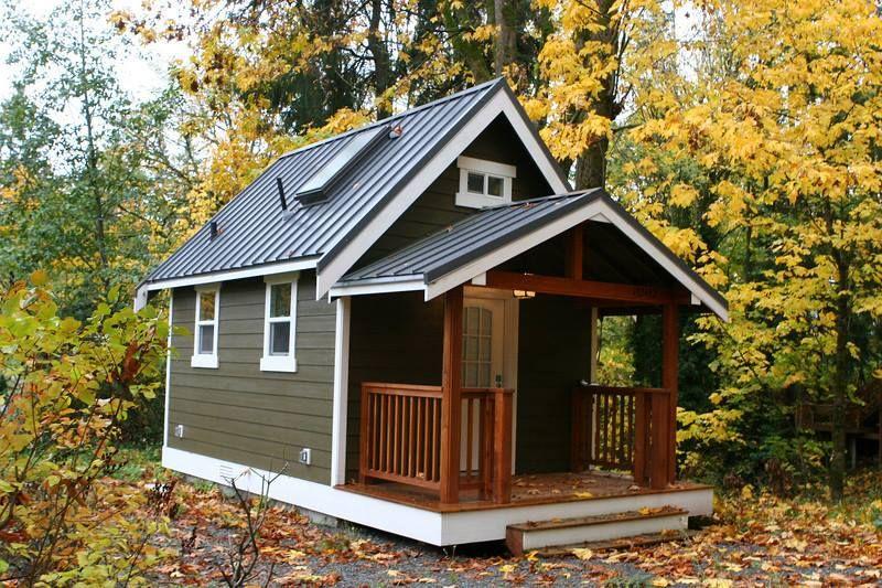 Cozy Tiny Cabin Cabin Fever Tiny House Cabin Tiny