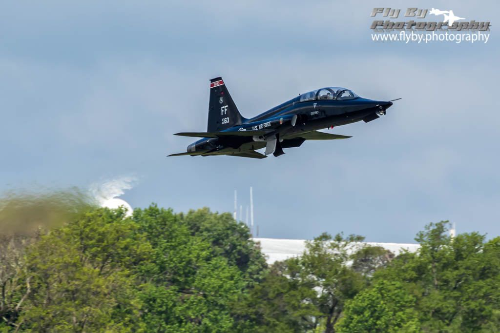 https://flic.kr/p/FKVj79   Out Of The Ashes Of Eagles...   ..Talons Are Born  The Ironmen having flown the F-15 Eagle as the 71st Fighter Squadron were inactivated on September 30, 2010. They were reactivated as the 71st Fighter Training Squadron on August 14, 2015, flying black T-38s.  To view a hi-res version and for more information visit  my website:Air Power Over Hampton Roads 2016