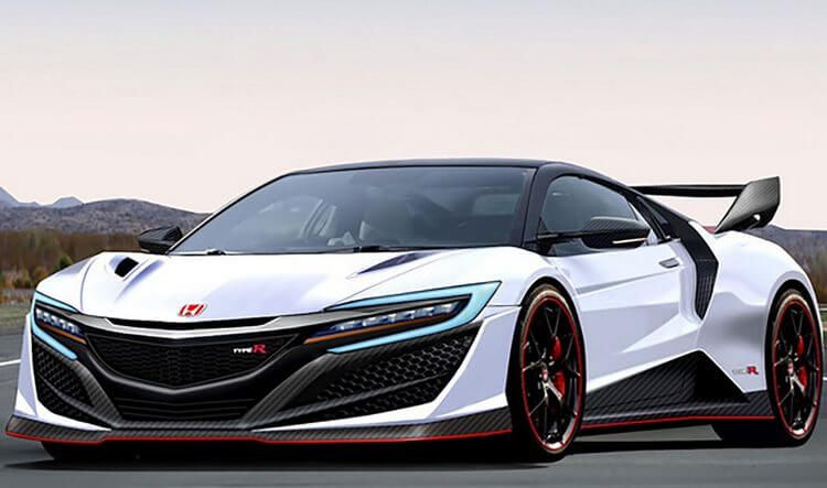 For Fans Of Japanese Supercar Acura Nsx Type R 2019 Super Cars Nsx Acura Nsx