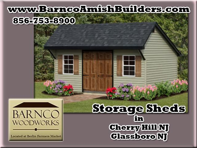 Lovely Storage Sheds In Cherry Hill U0026 Glassboro NJ | Cherry Hill, Woodwork And  Cherries