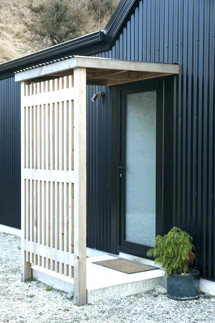 Building Awning Over Door Doors Front Overhang Designs Cost Wood Cabin Windows Build Copper Awnings