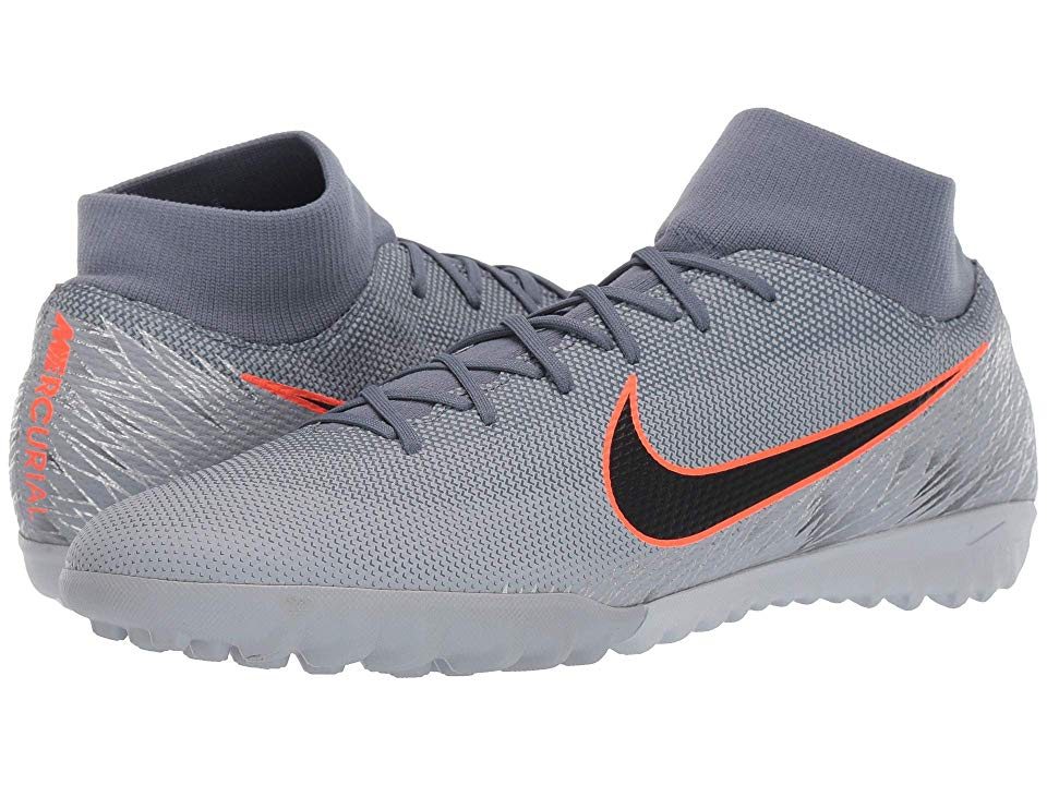 Nike Superflyx 6 Academy Tf Men S Soccer Shoes Armory Blue Black Wolf Grey In 2021 Nike Mens Soccer Nike Shoes