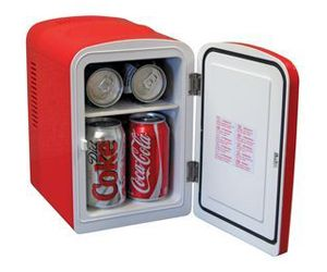Mini Kühlschrank Pepsi : Koolatron kwc coca cola personal can mini fridge adventures