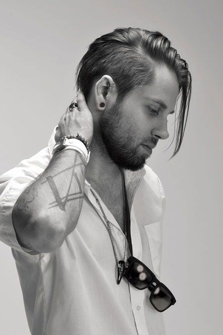 Mens Hairstyles For Straight Hair Awesome Straight Hairstyles Men  Hairstyles  Pinterest  Hairstyle Men