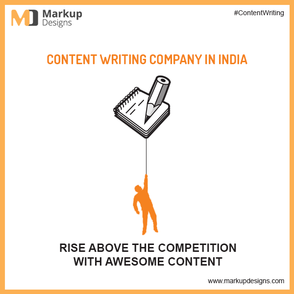 RISE ABOVE THE COMPETITION WITH AWESOME #CONTENT ! Our professional content writers offers a wide