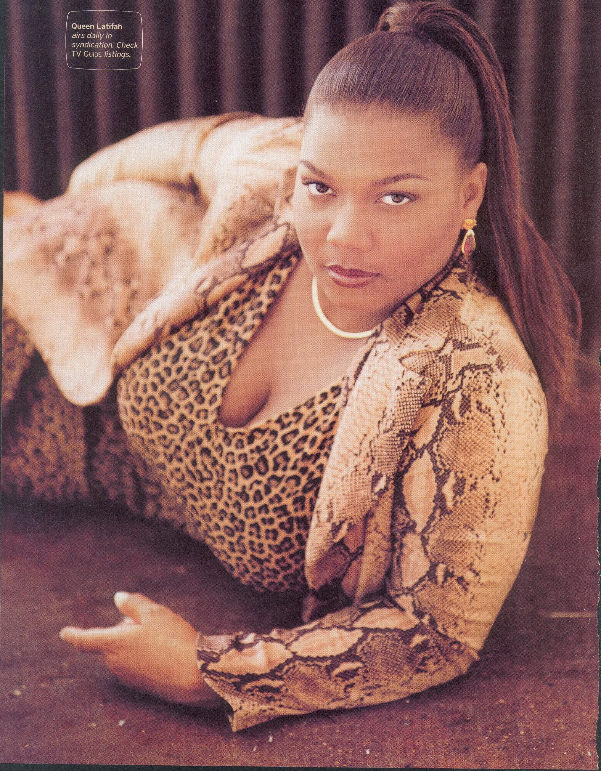 Queen latifah goes naked porn sorry, that