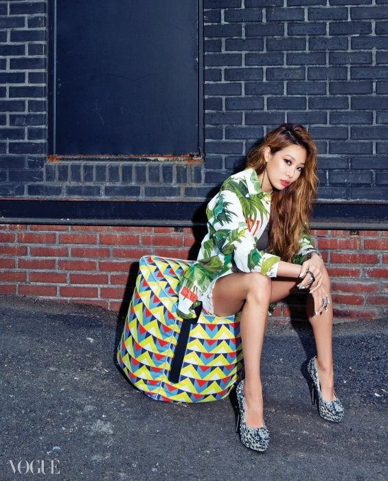2015.05, Vogue, Jessi, Unpretty Rapstar