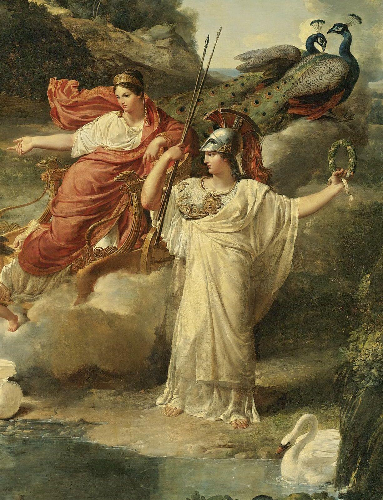 Laclefdescoeurs The Judgement Of Paris 1812 Guillaume Guillon Lethiere Greek Mythology Art Greek Paintings Renaissance Art Paintings
