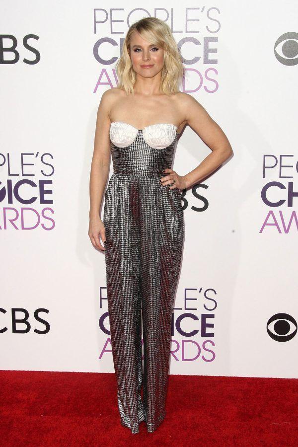 Kristen Bell People's Choice Awards 2017