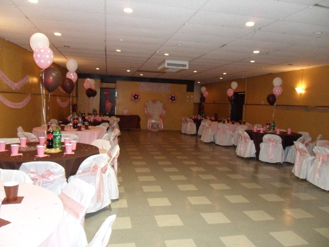 baby shower decorations baby shower brown pink and