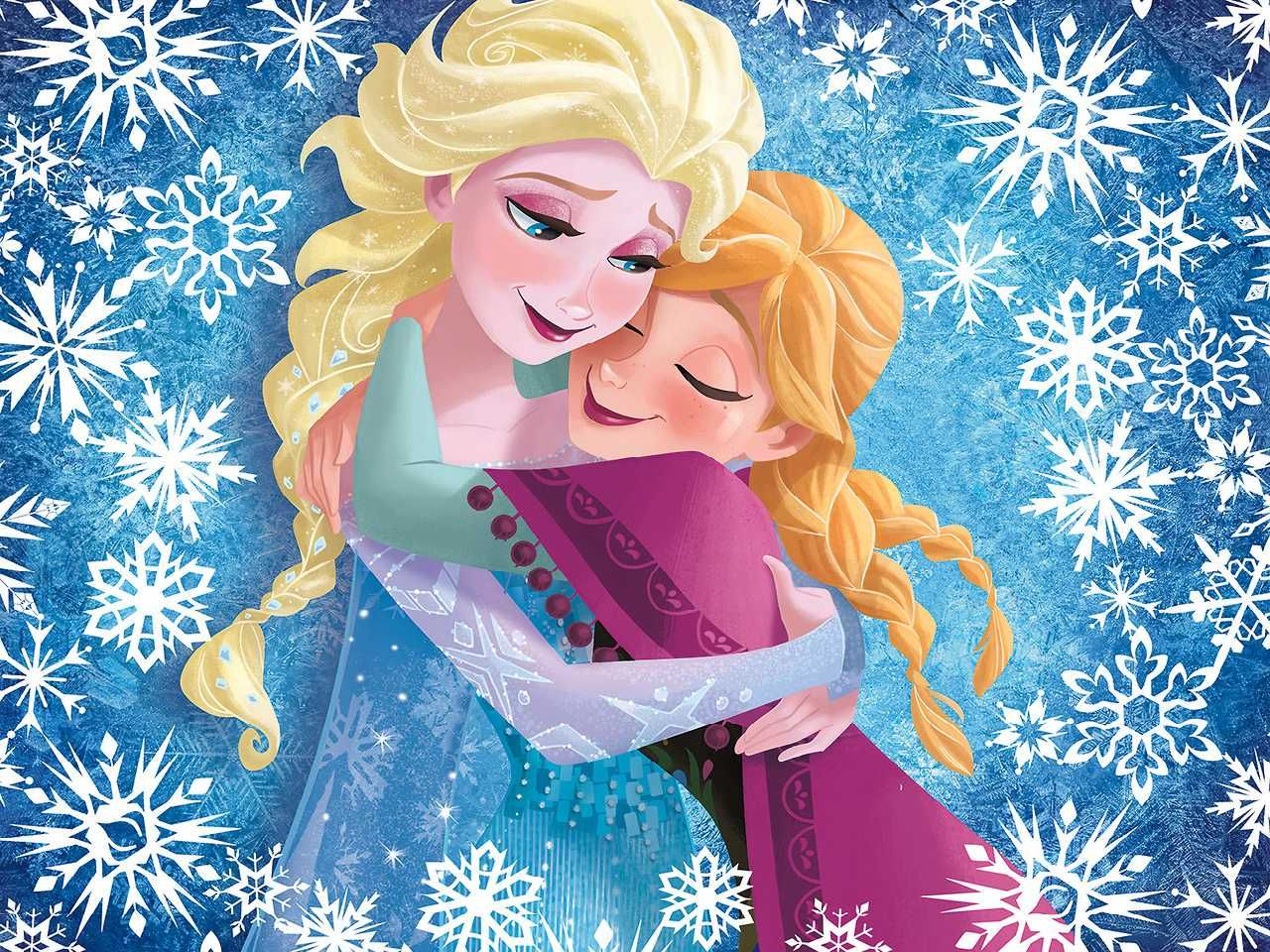 Wallpaper Of Frozen For Fans Disney Princess 2013