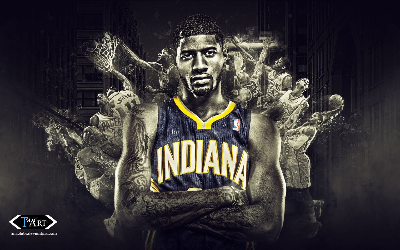 Paul george wallpapers basketball wallpapers at wallpapers paul george wallpapers basketball wallpapers at voltagebd Images