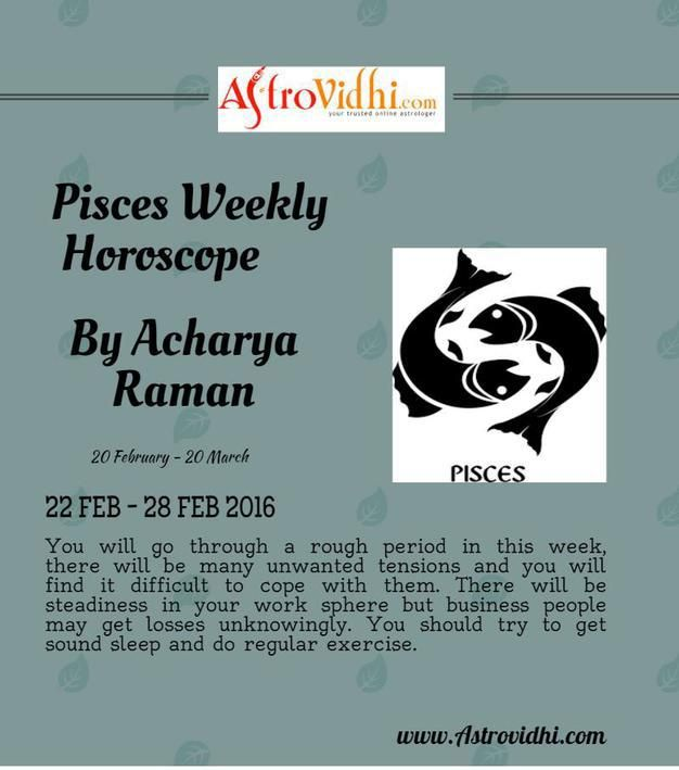 a weekly love horoscope for pisces