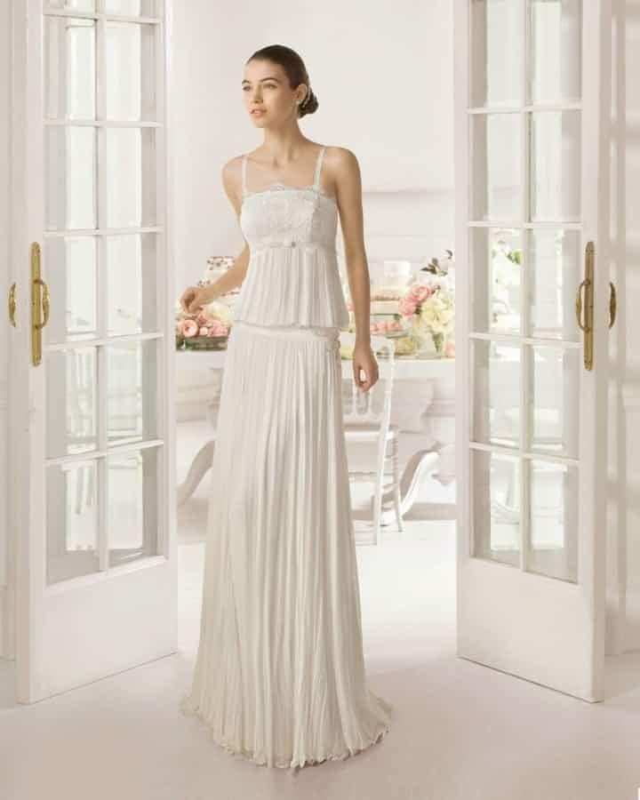 fab74bd94 Las telas mas usadas en la confeccion de vestidos de novia - Bodas.com.mx