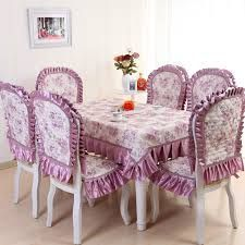 Resultado de imagen para forros para sillas de comedor   tejidos ...