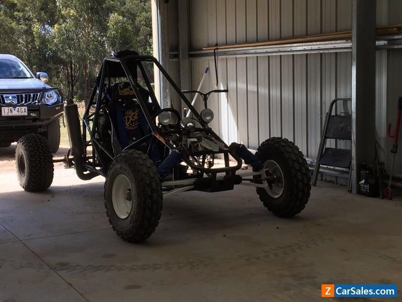Custom Buggy suzuki 600cc motor not piranha edge honda