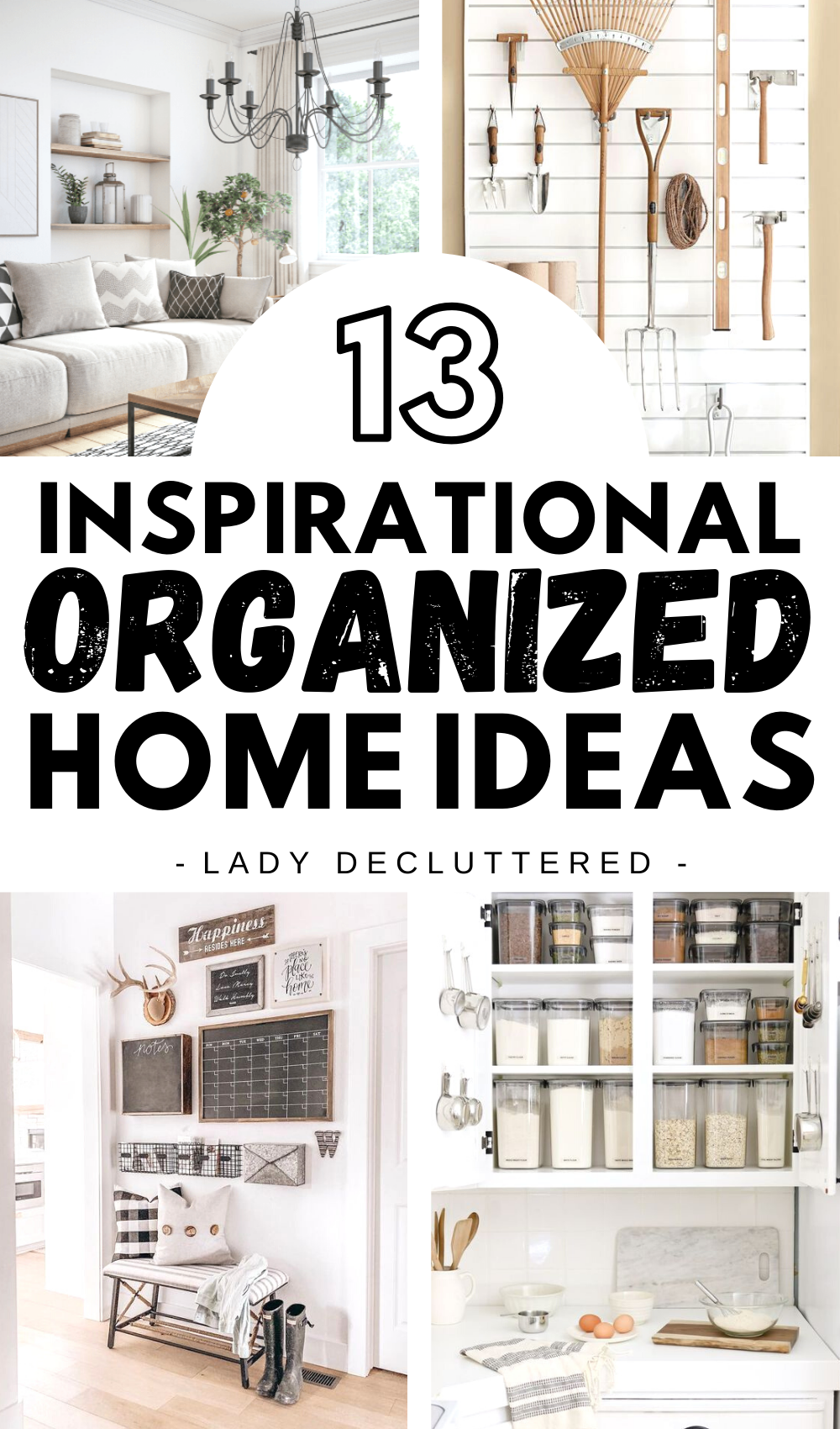 Photo of 13 of The Most Beautifully Organized Homes