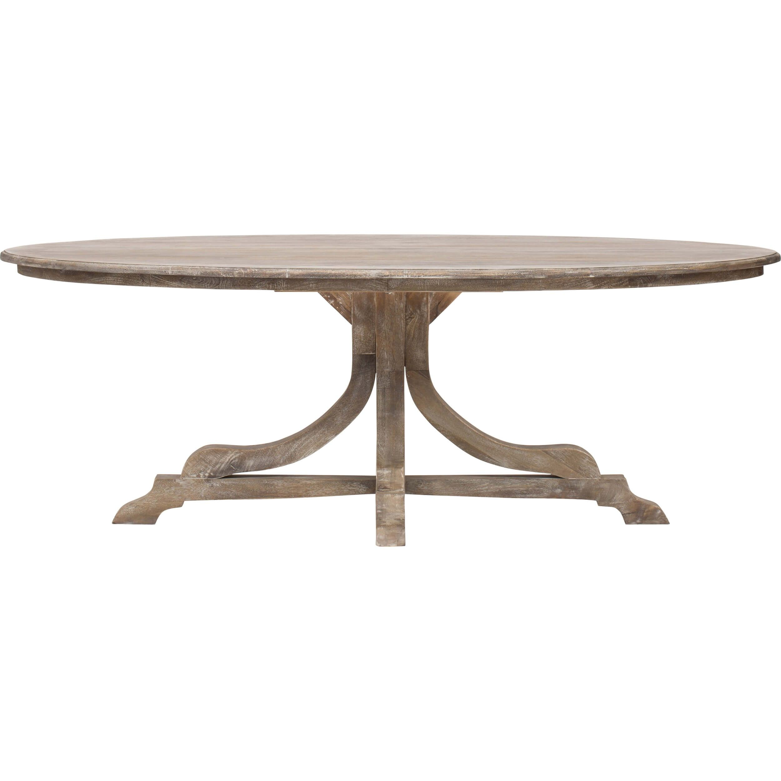 Aimee Oval Dining Table Oval Table Dining Dining Table Oval Kitchen Table