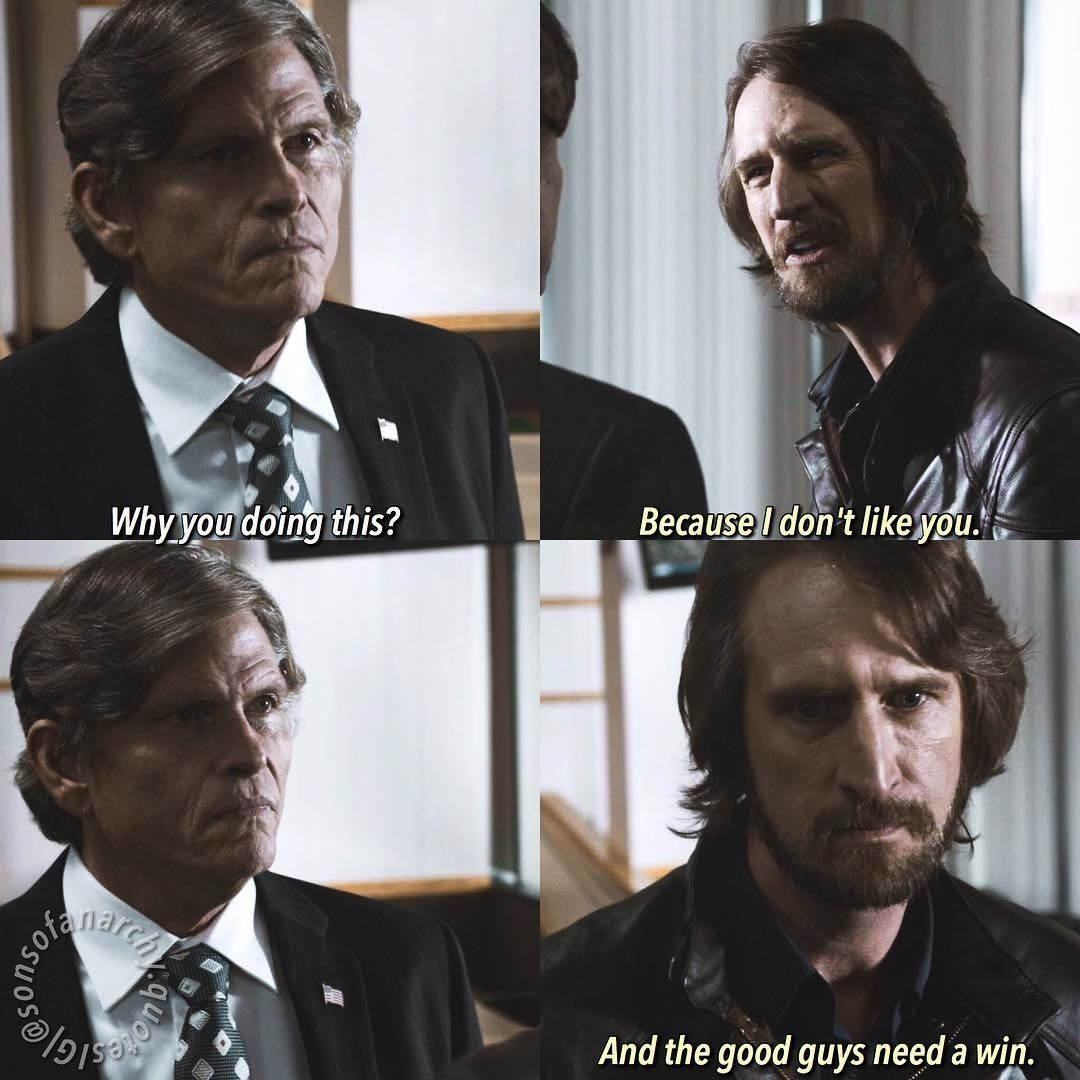 What is a rico case in sons of anarchy