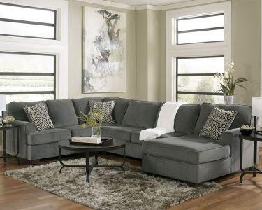 Affordable Furniture Chicago U Shape Fabric Sectional Furniture Ashley Furniture Grey Sectional Sofa