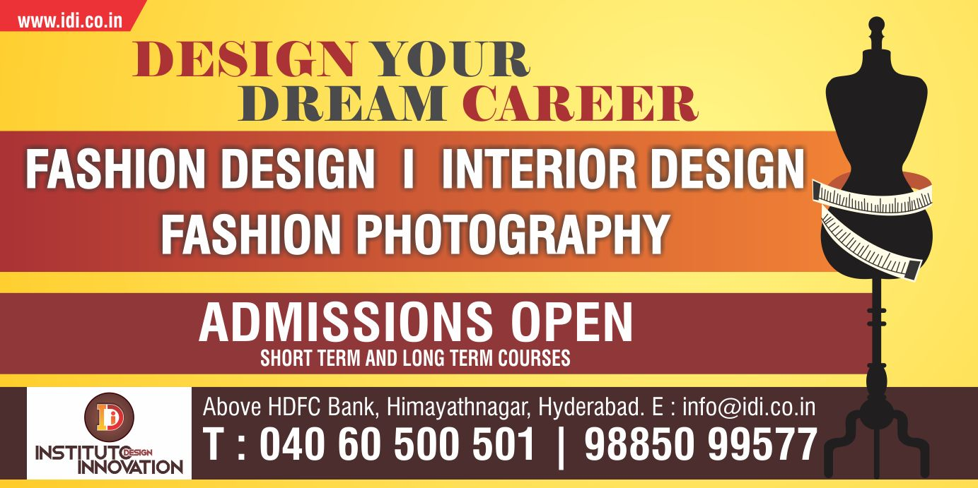 Design Your Dream Career In Fashion Designing At Instituto Design Innovation Fashion Designing Institute Fashion Designing Course Career In Fashion Designing