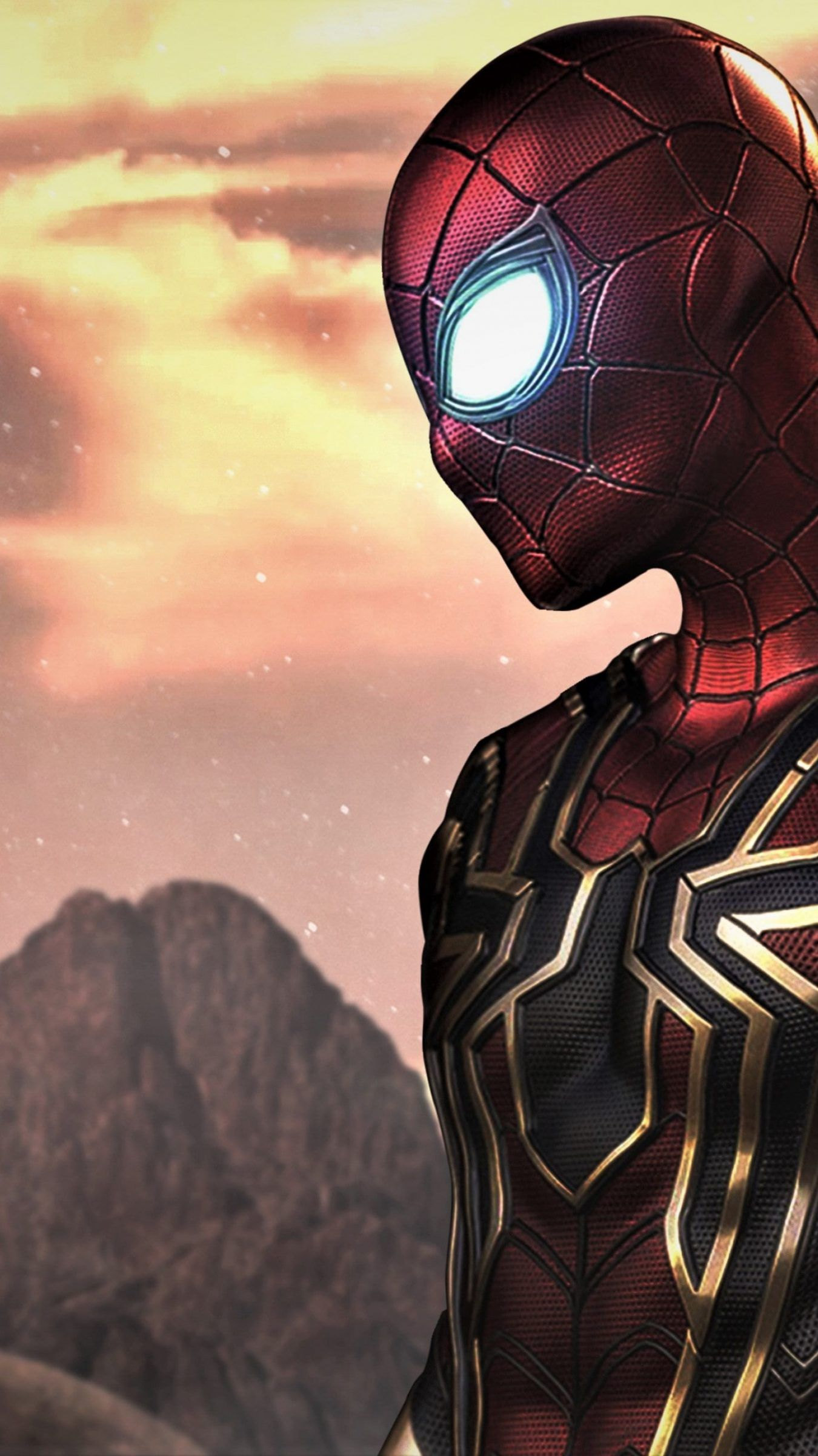 SpiderMan Far From Home (With images) Iron man