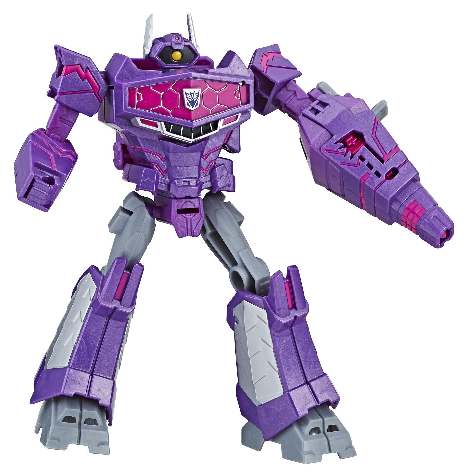 Transformers Robot Heroes VERY RARE SHARKTICON Gnaw Universe Wave 4