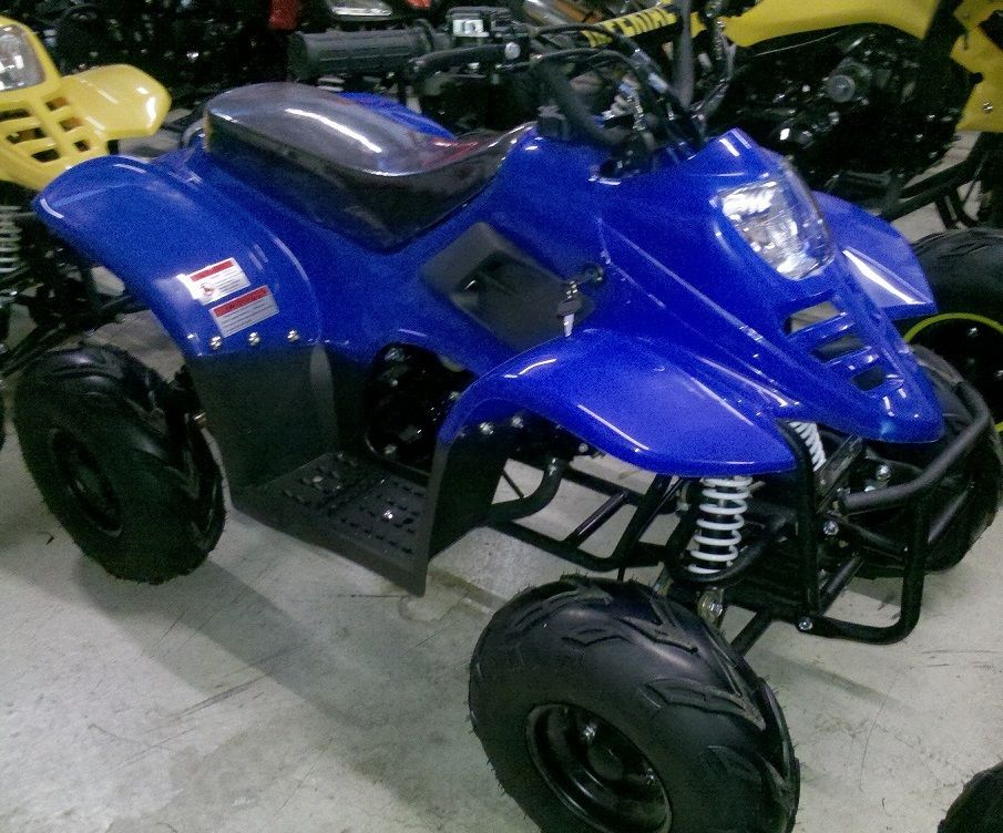 110cc Automatic Quad Bike For Kids With Remote Control Buy
