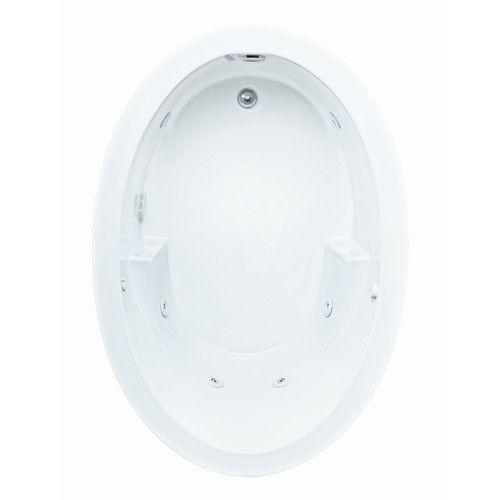 "Reliance 5905"" X 41.5"" Soaking Bathtub"