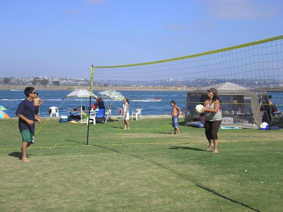 Beach Volleyball Beach Volleyball Beach Dolores Park