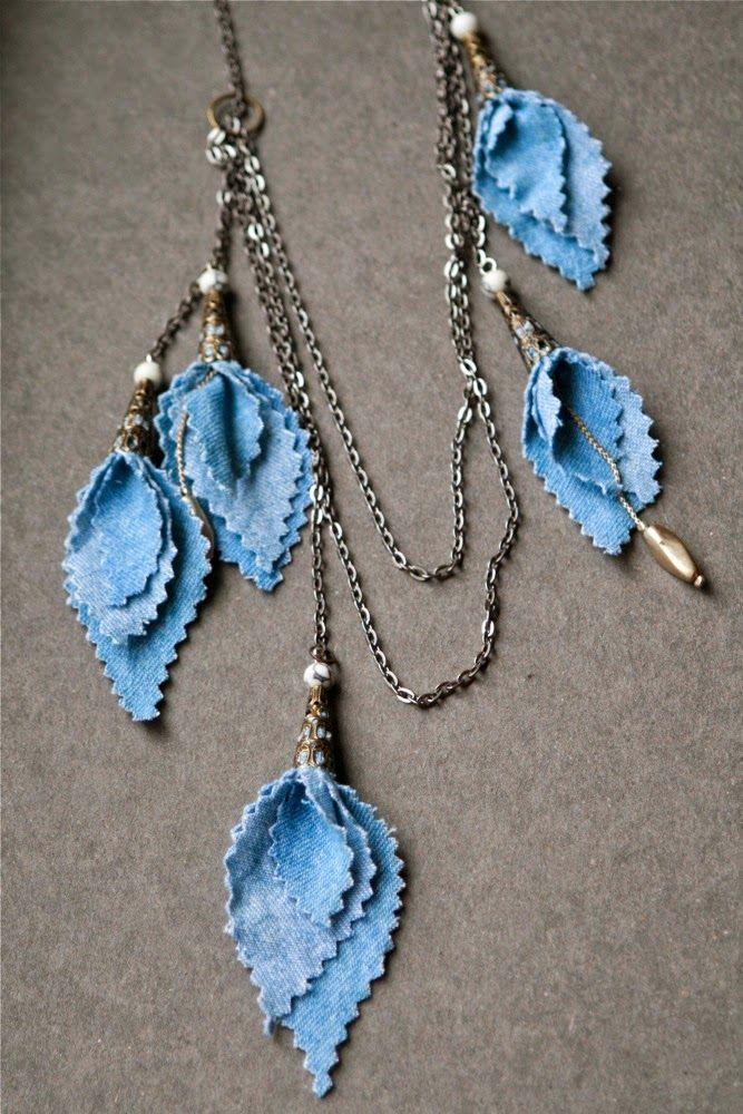heegeldab: 11. aprill   Denim jewelry