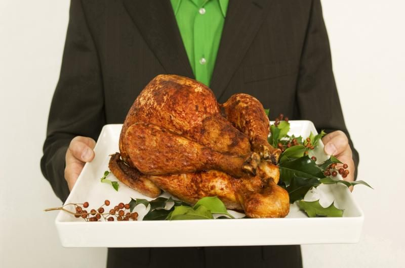 How to Cook a Turkey in a 16-Qt. Roaster Oven #cookingaturkeyintheoven