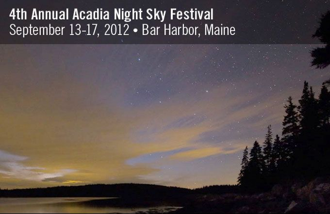 The Acadia Night Sky Festival is in September | Bar Harbor ...