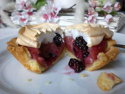 Brombeer-Tartelettes