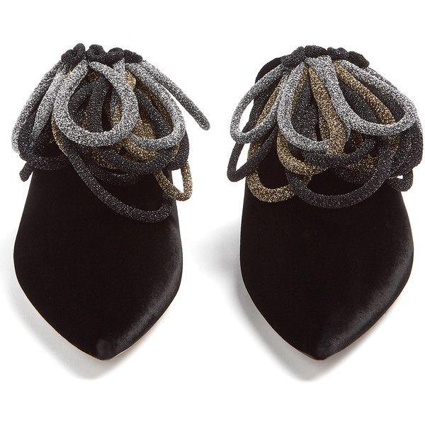 Chaussures De Pantoufle De Velours Cannoli-pompon 313 Sanayi Boucle i2FX3WSHgR