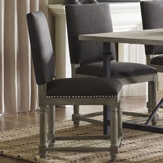 Renate Grey Dining Chairs Set Of 2 400