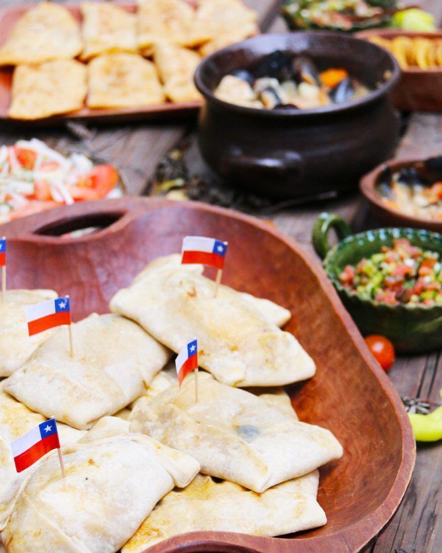 Como Van Los Preparativos Para El 18 Empanadas De Pino Wwim14 Wwim14wholefoods Instagood Chile Comida Chilena Comida Recetas Chilenas