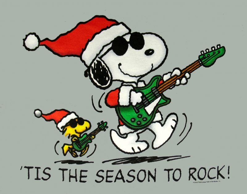 'tis The Season To Rock!