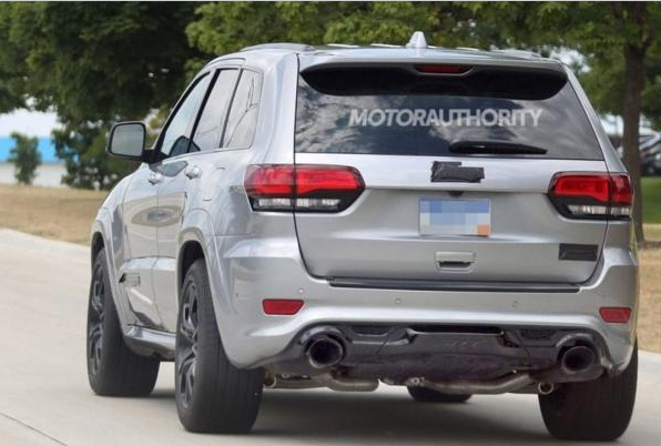 2018 Jeep Grand Cherokee Redesign Specs And Price