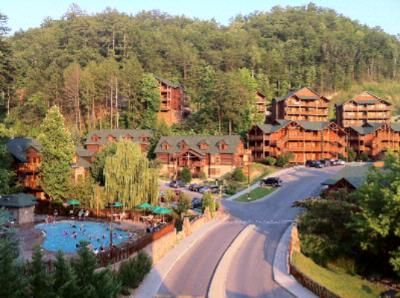 Westgate smoky mountain resort spa gatlinburg tn 915 for About you salon gatlinburg tn