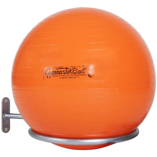 Sport Thieme Single Ball Exercise Ball Holder Buy At Sport Thieme Co Uk Workout Room Home At Home Gym Ab Workout At Home