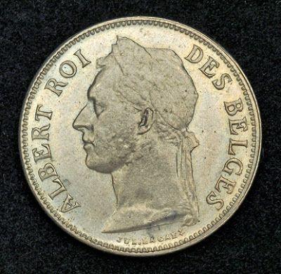 Belgian Congo coins 50 Centimes coin collection