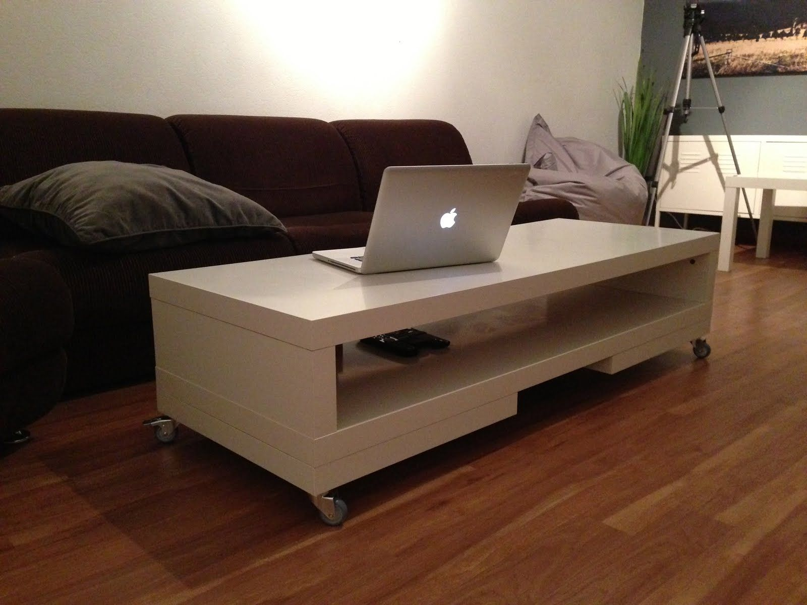 Lack Tv Unit Again Coffee Table Ikea Hackers [ 1200 x 1600 Pixel ]