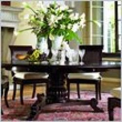 Stanley Furniture Barbados Sandy Lane Round Dining Table Set   Cymax Stores  | Sproost   Furniture