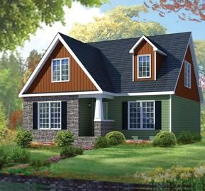 Barclay By Express Modular. 3 Bedroom, 1.5 Bathrooms, 1315 Sq Ft.  ModularHomeowners