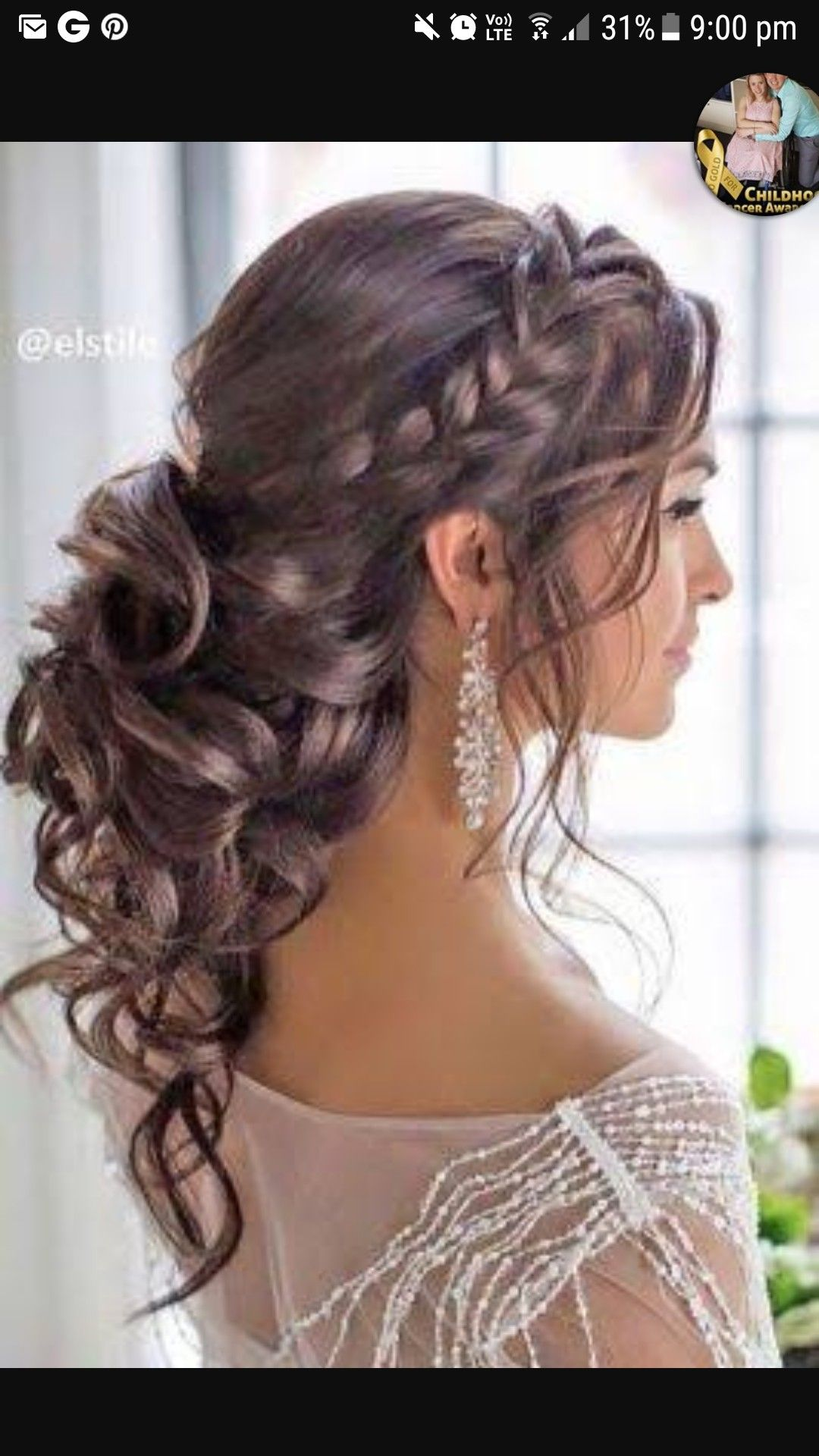 Photo only cus bridesmaids hairstyles pinterest bridesmaid