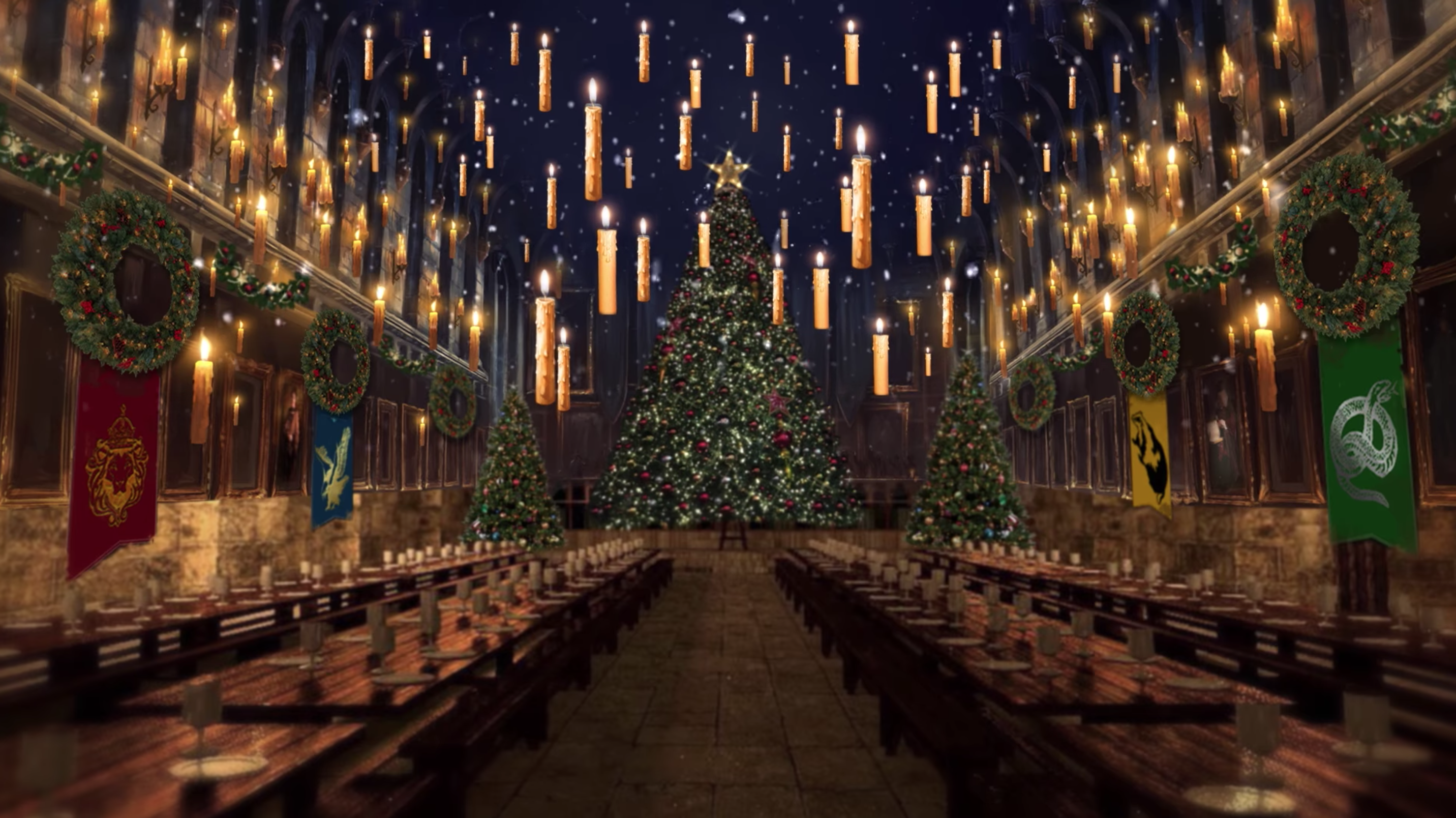 Harry Says Relax These Potter Themed Asmr Videos Are So Calming Harry Potter Pictures Harry Potter Wallpaper Hogwarts Christmas