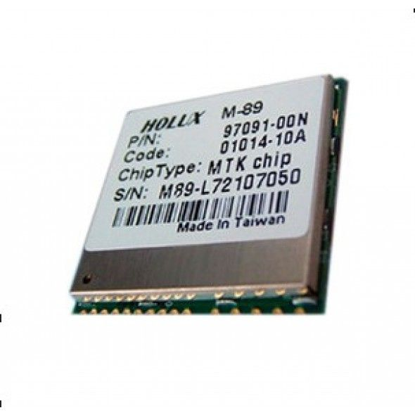 Holux M-89 GPS Module Overview Holux M-89 GPS Module Specifications, apperance, features, RAM, Chipset and M-89 applications. Buy Holux M-89 GPS Module accessories.
